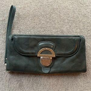 Mimco wallet - green